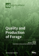 Quality and Production of Forage