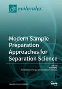 Modern Sample Preparation Approaches for Separation Science