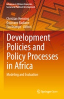 Development Policies and Policy Processes in Africa: Modeling and Evaluation