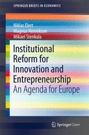 Institutional Reform for Innovation and Entrepreneurship: An Agenda for Europe