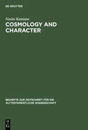 Cosmology and Character: Qohelet´s Pedagogy from a Rhetorical-Critical Perspective
