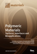 Polymeric Materials: Surfaces, Interfaces and Bioapplications