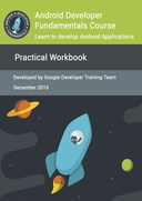 Android Developer Fundamentals Course – Practicals