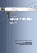 A Brief Introduction of Neural Networks