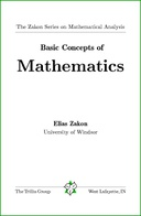 Basic Concepts of Mathematics