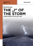 "The ""I"" of the Storm. Understanding the Suicidal Mind"