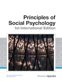 Principles of Social Psychology - 1st International Edition