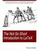 The Not So Short Introduction to LATEX 2ε