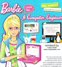 Barbie™  I Can Be A Computer Engineer the Remix! Now with less Sexism!