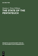 The State of the Pentateuch: A comparison of the approaches of M. Noth and E. Blum