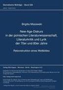 New-Age-Diskurs in der polnischen Literaturwissenschaft, Literaturkritik und Lyrik der 70er und 80er Jahre
