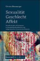 Sexualität - Geschlecht - Affekt