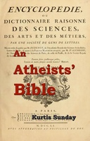 An Atheists' Bible